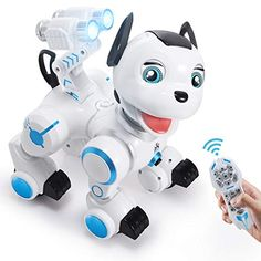 20 Best Selling Toy Robots for Kids | Widest.co.uk Toddler Birthday Gifts, Intelligent Robot, Robots For Kids, Kids Toys, Best Baby Toys, Rc Robot, Real Dog, Dogs And Kids, Singing