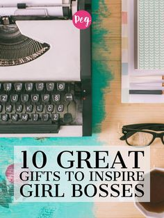 Show your favorite girl boss some extra love this holiday season with these fun, practical gifts. via @PegFitpatrick