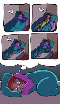 Every night..