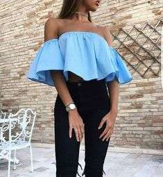 100 Summer Outfits You Should Try Right Now 058 2019 – Sommer Hochzeit Trend 2019 Fashion Mode, Look Fashion, Teen Fashion, Fashion Outfits, Womens Fashion, Fashion Trends, Fashion Pictures, Urban Fashion, Fashion Beauty