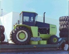 The only 2 wheel drive Steiger ever made, 300 hp.