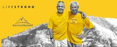 Get inspired to reach your goal by these members of the #LIVESTRONG Survivor Summit, an expedition team that climbed to the top of Mt. Kilimanjaro (19,341ft). These team members have all been touched by cancer, seven of them being cancer survivors. What's your summit?