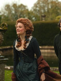 Romola Garai as Barbara Spooner inAmazing Grace (2006). The idealist William Wilberforce maneuvers his way through Parliament, endeavoring to end the British transatlantic slave trade. In 1797, William Wilberforce, the great crusader for the British abolition of slavery, is taking a vacation for his health even while he is sicker at heart for his frustrated cause. However, meeting the charming Barbara Spooner, Wilberforce finds a soulmate to share the story of his struggle.