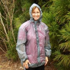 AntiGravityGear Ultralight Rain Jacket (4.6 oz) - $69.00