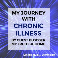 In this post I explain my journey with chronic illness. How I contracted fibromyalgia and chronic fatigue syndrome many years ago and how I deal with it. on a daily basis.