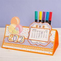 Desktop Calendar | docrafts.com