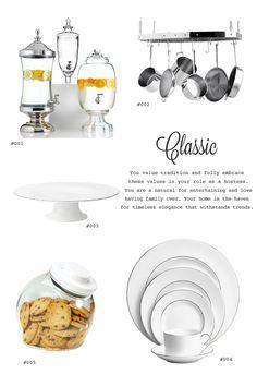 Our classic wedding registry picks. What's your registry style? http://ruffledblog.com/wedding-registry-quiz/