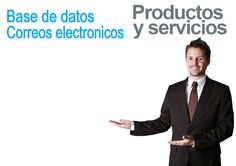 Productos y servicios Base de Datos Correos Electronicos www.visocym.com Base, Movies, Movie Posters, Shopping, Page Layout, Products, Films, Film Poster, Cinema