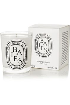 Comes in a white presentation box Burn time: approximately 60 hours Cheap Candles, Mini Candles, Candle Box, Glass Candle Holders, Diptyque Candles, Scented Candles, Glass Vessel, Bud Vases, Earthy