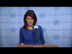 """Nikki Haley: """"U.S. Is Determined to Stand Up to the UN's Anti-Israel Bias"""" 