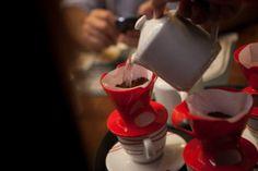 Vai um café Melitta passado na hora? Durante o Restaurant Week SP foi assim. ;)