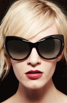 Bold. Tom Ford Sunglasses.