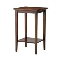 Threshold™ Basic Accent Table - Brown