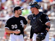DRob and Flo... what a duo. #SoxSpringTraining