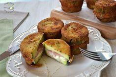 Una forma de lo más original para disfrutar del calabacín. Apuntan la receta desde el blog DISFRUTANDO DE LA COCINA.