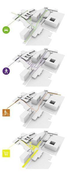 8 建築 Ideas Architecture Presentation Map Design Urban Analysis