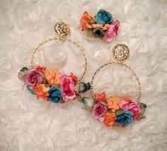 Lamagora earrings.