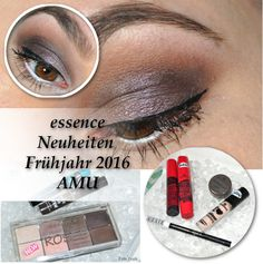 essence, eyebrow gel, all about roses, make up, amu, blogger, beauty blogger, blog, review, essence update 2016