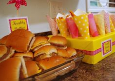 "We might need to have some white castle burgers to be ""crabby patties"" for Sam's spongebob birthday party!!! :)"