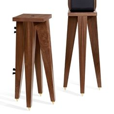 Have you been living with ugly speaker stands? We can fix that! Our new Speaker Stands are up on our website.