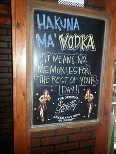 21 Genius Ways To Advertise Your Bar - Bar Deko Ideen Funny Bar Quotes, Funny Bar Signs, Pub Signs, Sign Quotes, Restaurant Signs Funny, Tiki Bar Signs, Humor Quotes, Show Bar, Sidewalk Signs