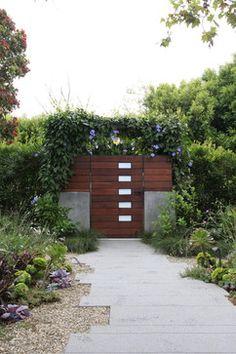 MTLA - Broida Residence - modern - landscape - los angeles - MTLA- Mark Tessier Landscape Architecture