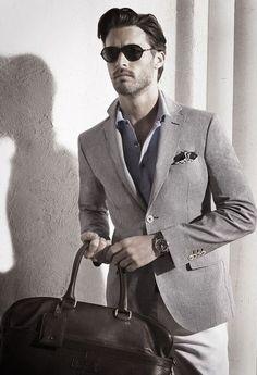 .:Casual Male Fashion Blog:. (retrodrive.tumblr.com)