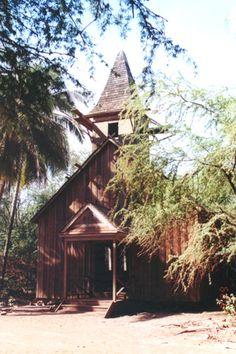 Keomuku village church, Lanai  #Hawaii