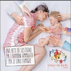 """""""Casina dei Bimbi"""" nasce nel 2001 come gesto d'amore di Claudia Nasi verso il proprio figlio, Federico http://www.casinadeibimbi.org/chi-siamo-2/"""