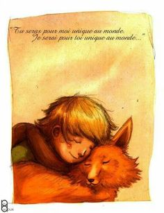 Pin by Pequeno Principe on pequeno príncipe frases The Petit Prince, The Little Prince, Illustrations, Illustration Art, Javi Wolf, Soul Art, Belle Photo, Wall Art Decor, Watercolor Art