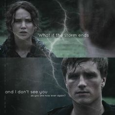 The funny part is what of this storm ends by snow patrol (the song in the pic) was the song in the trailer for Josh's movie epic! Catching Fire Funny, Hunger Games Catching Fire, Josh Movie, I Movie, Katniss And Peeta, Katniss Everdeen, Love You A Lot, That Way, District 13