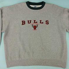 3c49a1b4c1ac Check out this Vintage 90 s Chicago Bulls Crewneck Sweatshirt. Swing