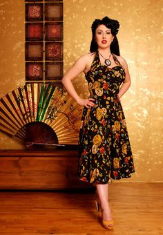 Pinup Girl Clothing - Official Blog for PinUpGirlClothing.com: Pinup Girl Clothing Pencil Skirts Back in Stock! Plus New Rockabilly Clothing and Retro Jewelry