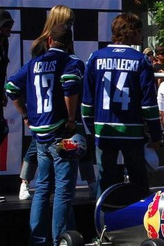 This is brilliant!!!! Supernatural peoples like the Canucks!