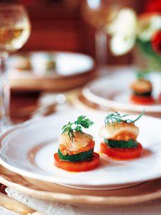 【ELLE a table】帆立とズッキーニのマリネ、プロヴァンス風レシピ エル・オンライン