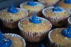 Very Vegan Vanilla (and possibly Gluten-free) Cupcakes