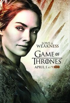 Game of Thrones Season 2 Poster