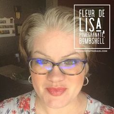 To layer with LipSense lipcolors by SeneGence means to create your own custom lipsense combinations. YOU get to pick the colors and shades to layer for the perfect diy color. So MIX IT UP!! Unlimited number of mixes can be created! For THIS lipcolor layer: Fleur de Lisa, Pomegranate & Bombshell LipSense #lipsense #mixitup #lipsensemixology #senegence