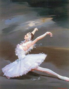 Retirement With Class: Ballet class, that is. Ballet Art, Ballet Dancers, Ballerinas, Ballerina Kunst, Personajes Studio Ghibli, Ballet Drawings, Ballerina Painting, Ballet Images, Dance Paintings