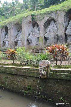 Koningsgraven Gunung Kawi en noorden Ubud Bali