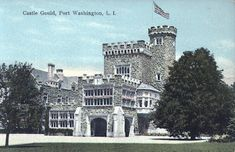Mansions of the Gilded Age: Jay Gatsby Mansion and others of the Great Gatsby Era. The real locations, sites and photos of these literary mansions.