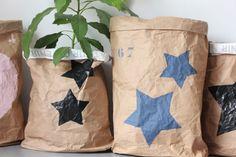 regardsetmaisons: / Recette déco / Mes paper bags Faits Maison / DIY /