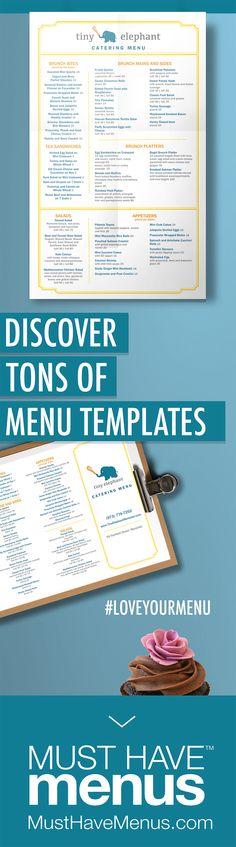 1000 Images About Menu Inspiration On Pinterest Table Tents Menu Restaura