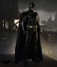 Batman designs for TT's Batman season 2 by Brian Matyas Batman Armor, Batman Suit, Im Batman, Superman, Game Character Design, Comic Character, Batman Painting, Batman Poster, Batman Cosplay