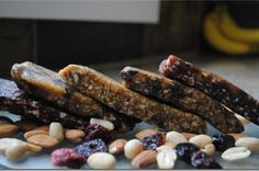 DIY Lara Bars by Test Kitchen Tuesday