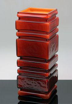 Vase - object. design:R.Burda