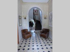 Location vacances chateau Tilly-sur-Seulles: l'entrée