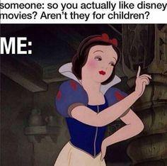 Disney jokes, funny girl memes, disney humor, disney quotes, disney p Walt Disney, Disney Pixar, Disney Puns, Disney Humor, Funny Disney Memes, Funny Memes About Girls, Disney Quotes, Disney And Dreamworks, Disney Love