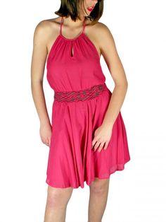 KOOKAI Εξώπλατο φόρεμα, δέσιμο στο λαιμό