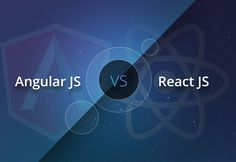 Developers tend to choose AngularJS over ReactJS, which is an advantage because in this scenario, it is more convenient to work with the framework.